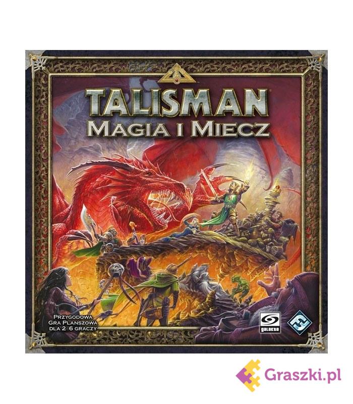 Talisman: Magia i Miecz | Galakta // darmowa dostawa od 249.99 zł // wysyłka do 24 godzin! // odbiór osobisty w Opolu